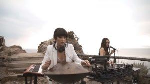 Giolì & Assia - DiesisLive, Milazzo, Sicily , Handpan Set