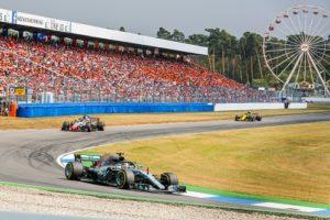 In drei Wochen am Hockenheimring, Formula 1 Mercedes-Benz Großer Preis von Deutschland 2019