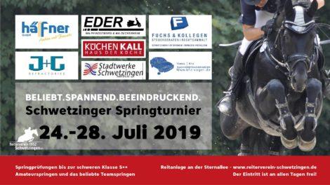 "Schwetzingen: Wegen Reitturnier – Parkplätze rund um ""alla hopp"" Gelände gesperrt"