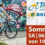 Sommerfest bei Tari-Bikes, Samstag, 06. Juli 2019 ab 10 bis 16 Uhr