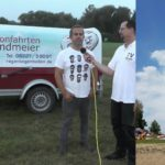 25 Jahre Brandmeier Ballonfahrten, Event am 31.08.19 ab 10 Uhr – 18 Uhr am St. Leoner See.