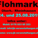 Flohmarkt in Oberh.- Rheinhausen