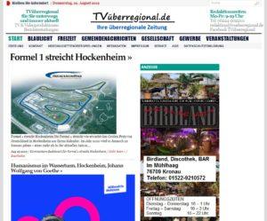 Formel 1 streicht Hockenheim