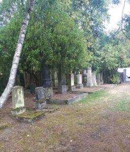 Hockenheim, Tag des Denkmals Jüdischer Friedhof