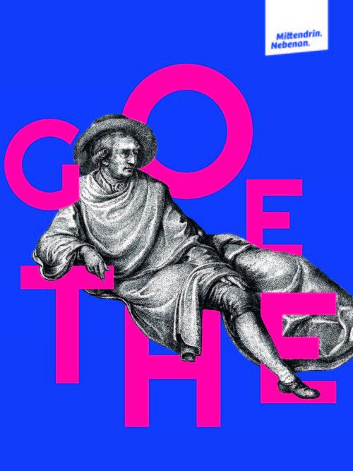 Johann Wolfgang von Goethe war ein maßgeblicher Vordenker der Denkrichtung des Humanismus