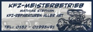 KFZ Meisterbetrieb Mathias Stephan, Waghäusel, Bussardstrasse 20