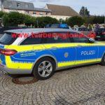 POL-KA: (KA) Dettenheim – Gegen geparkten Pkw gefahren