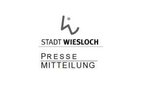 Pressemitteilung der Stadt Wiesloch