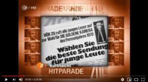 Die ZDF-Kultnacht - Das Beste aus der Hitparade 1969 - 1977, TVueberregional,