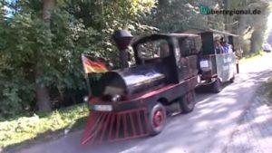 Freudensprung Hoffest, Dielheim, Tierpark-Express aus Balzfeld,