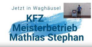 KFZ Meisterbetrieb, Mathias Stephan Waghäusel, Bussardstrasse 20,