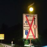 Vollsperrung der A 6-Anschlussstelle Wiesloch / Rauenberg vom 17. bis 19. September in Richtung Nürnberg und vom 23. bis 27. September in Richtung Mannheim