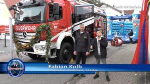 Feuerwehr Tairnbach, Fabian Kolb