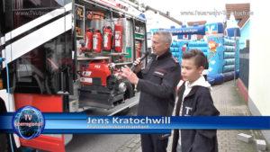 Jens Kratochwill, Feuerwehr Tairnbach