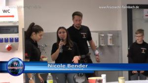 Nicole Bender, Feuerwehr Tairnbach