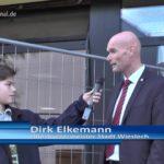 Filmbeitrag: Besichtigung beider aktueller Großbauprojekte im Schulbereich, Realschule und Gemeinschaftsschule Wiesloch.
