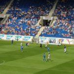 Sebastian Rudy's Comeback bei der Saisoneröffnung der TSG Hoffenheim