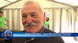 Spanferkel Partyservice Pichler bei Obstbau Freudensprung
