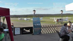 Zum Fliegerle, Gaststätte, Flugplatz, Eaysy-Bird, Mosbach Lohrbach