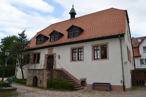 Altwiesloch, Bürgerhaus