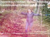 Tannenbaumverkauf bei Freudensprung Dielheim und Nussloch