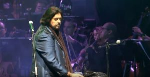 Alan Parsons - Sirius, Eye In The Sky (Live)
