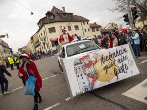Fastnacht Umzug Hockenheim auf TVüberregional , Hockenheim Lokal