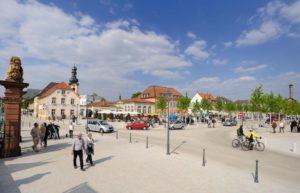 """""""Beispielhaftes Bauen 2009-2019"""": Schlossplatz erhielt Auszeichnung"""
