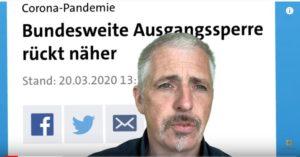 Dirk Müller - Grotesk! Ausgangssperre - Politik selbst für mangelnde Vorsicht verantwortlich