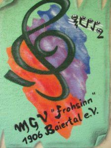 MGV Frohsinn 1906 Baiertal