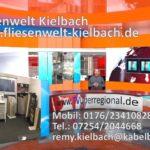 Fliesenwelt Kielbach sucht einen qualifizierten, zuverlässigen Fliesenleger