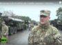 US Soldaten kommen zurück, 37.000 Soldaten aus 18 Ländern, 20.000 US-Soldaten