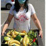 Obst und Gemüse Spende für Circus Manuel Weisheit in Wiesloch