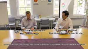 Stadtwerke unterstützen Bad Schönborn mit Trinkwasserversorgung