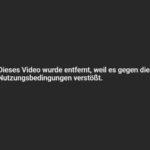 """""""Es wird gelöscht"""": YouTube entfernt Inhalte, wenn sie nicht WHO-Empfehlungen entsprechen"""
