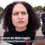Corona-Widerstand: Stuttgart steht auf – Die Woche COMPACT