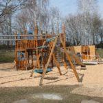 Die Stadtverwaltung Hockenheim hat die Spielplätze im Stadtgebiet geöffnet