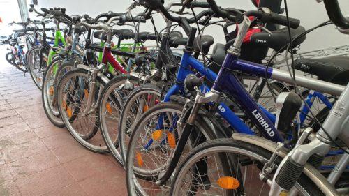 Fahrrad Verleih Reilingen, Fahrradwerkstatt
