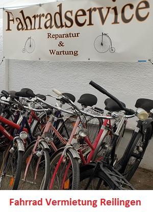 Fahrrad Vermietung Reilingen