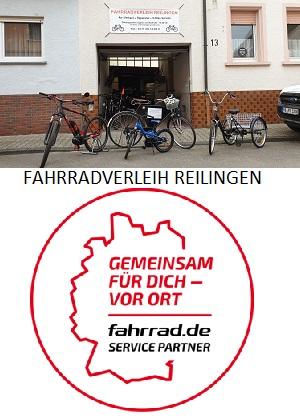 Fahrradverleih Reilingen, Fahrradwerkstatt, Fahrrad-de, 300x420 px, tvueberregional