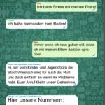"""""""Telefonsprechstunde"""" des Kinder- und Jugendbüros der Stadt Wiesloch"""