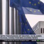 """Faktenchecker"" der EU verbreitet Fake News (Video)"