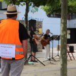 Demonstrationen für die Grundrechte in Rauenberg