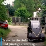 E-Auto Marke Eigenbau mit 220 Volt