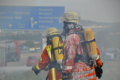 Fahrzeugbrand auf der L 550 zwischen Sinsheim und Weiler