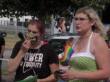 Dorf Pride 2020 Mühlhausen, Kraichgau, PRIDE – Demonstration