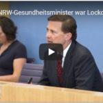 Laut NRW-Gesundheitsminister war Lockdown im März ein Fehler – Was sagt Bundesregierung?