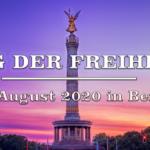 Die Realität | Berliner Großdemo mit über 1 Million Demonstranten | Livestream von Samuel Eckert