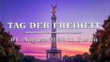 Die Realität   Berliner Großdemo mit über 1 Million Demonstranten   Livestream von Samuel Eckert