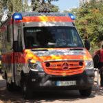 Waghäusel – Fahrradfahrer bei Verkehrsunfall schwer verletzt